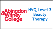 Form 003 - NVQ Level 3 Beauty Therapy