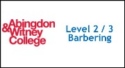 Form 021 - Level 2 and 3 Barbering