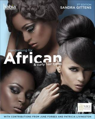 Hairdressing for African and Curly Hair Types 3rd edition by Sandra Gittens