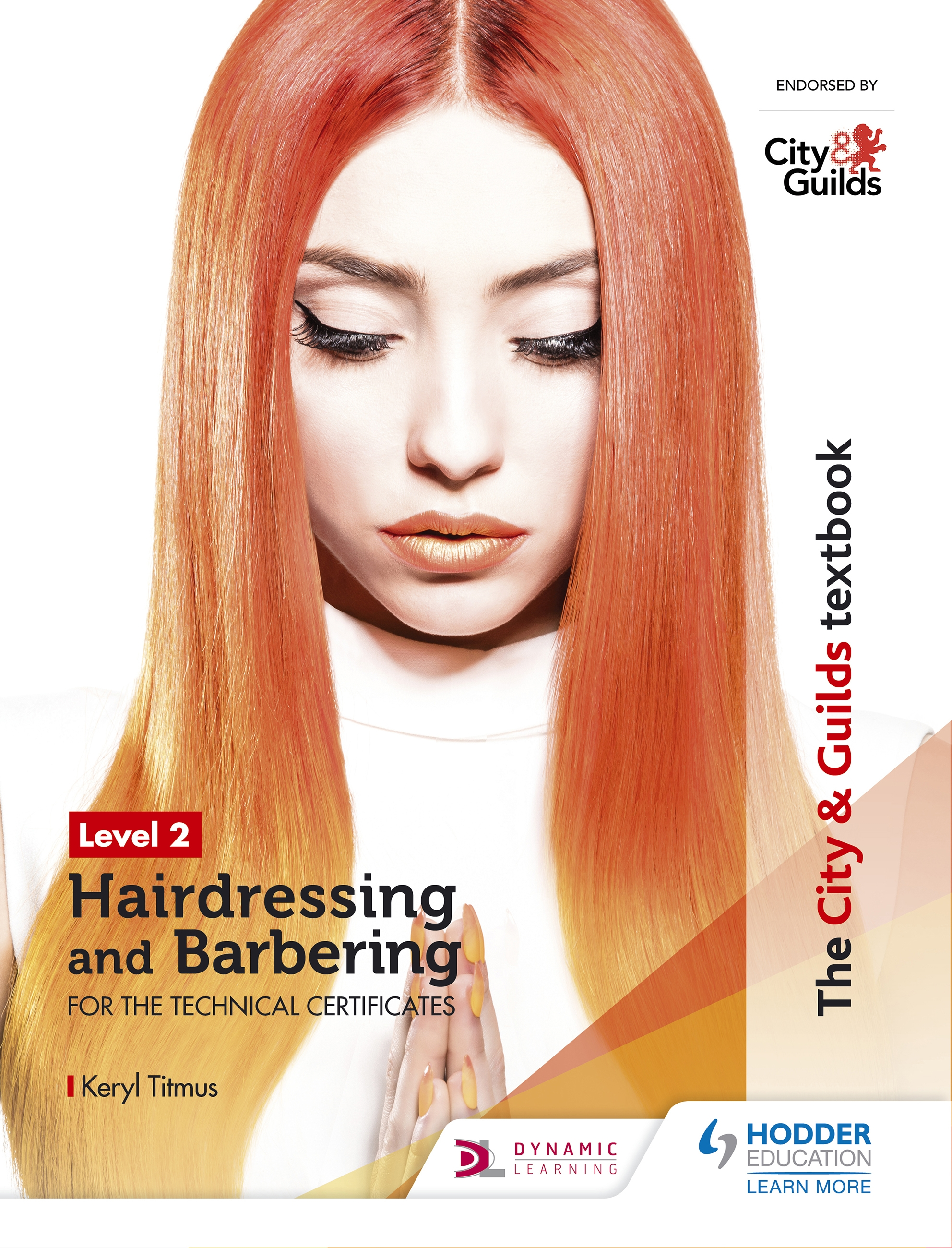 Hairdressing textbooks the city guilds textbook level 2 hairdressing and barbering for the technical certificates fandeluxe Images