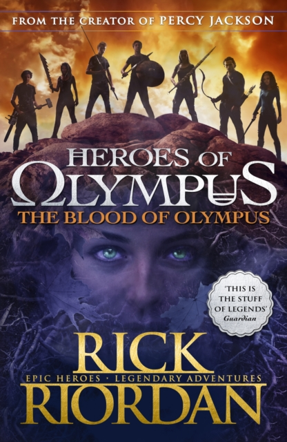 The Blood of Olympus (Heroes of Olympus Book 5)