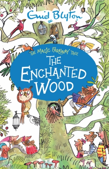 The The Enchanted Wood : Book 1
