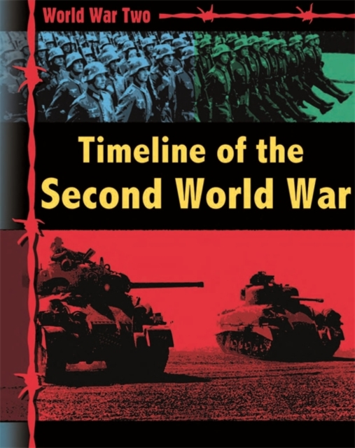World War Two: Timeline of the Second World War