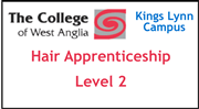 Form 018 - Hair Apprenticeship Level 2