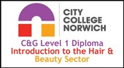 City College Norwich Form 001 - Level 1 Hair & Beauty