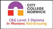 City College Norwich Form 003 - Level 3 Technical Diploma in Hairdressing